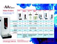 AA First Boiler Range