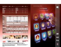 Coffetek Zen Brochure